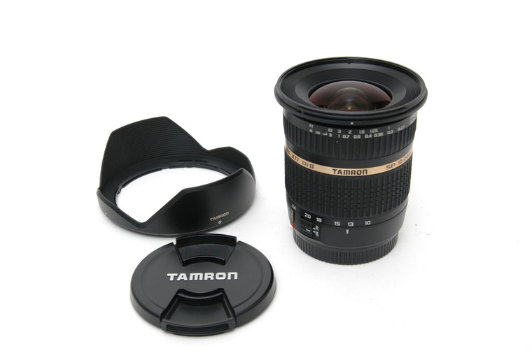 Ex-Demo Tamron SP AF 10-24mm f/3.5-4.5 Di II LD Aspherical (IF) for Canon EF-S