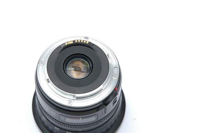 Used Canon EF 20-35mm f3.5-4.5 USM Lens