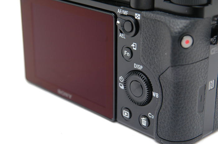 Used Sony Alpha A7 Camera Body - Black