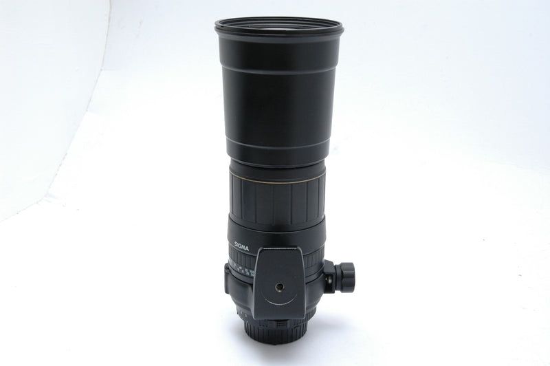 Used Sigma 170-500mm f5-6.3 APO ASPH for Nikon