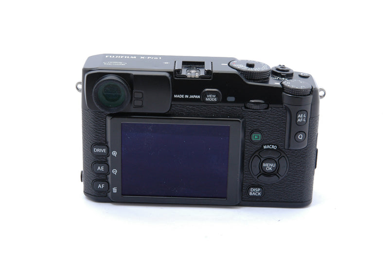 Used Fujifilm X-Pro1 Body - Black