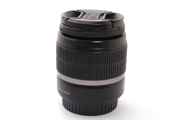 Used Canon EF-S 18-55mm f/3.5-5.6 IS Lens