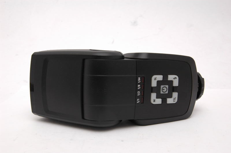 Used Metz Mecablitz 44 AF-1 Digital Flash for Olympus