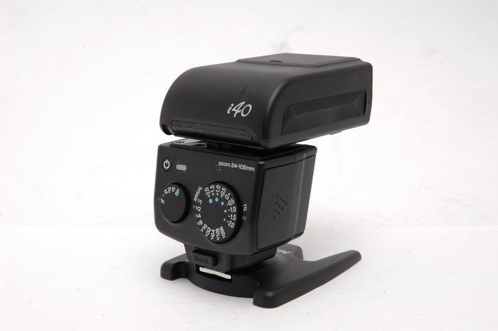 Used Nissin i40 Flash - Fujifilm