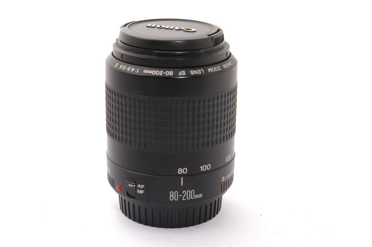 Used Canon EF 80-200mm f/4.5-5.6 II Lens