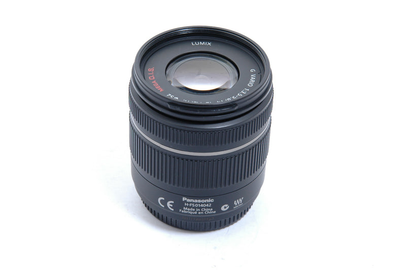 Used Panasonic Lumix 14-42mm f/3.5-5.6 ASPH Mega OIS Lens