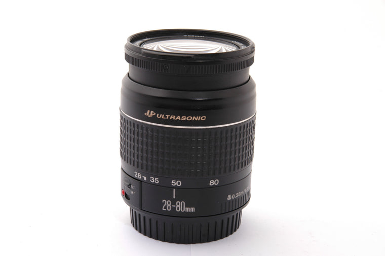 Used Canon EF 28-80mm f/3.5-5.6 V USM Lens