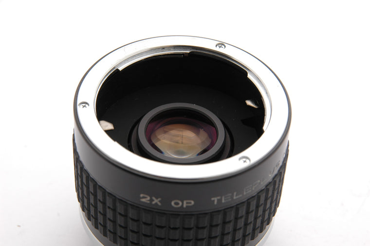 Used Teleplus 2x Converter for Olympus OM Mount