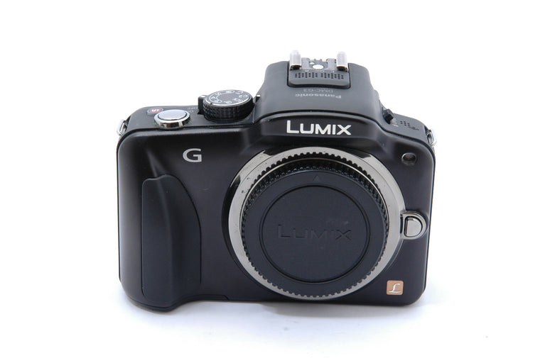 Used Panasonic Lumix G3 with 14-42mm F3.5-5.6 ASPH Lens Kit