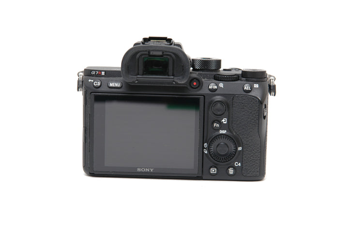 Used Sony Alpha A7R Camera Body - Black