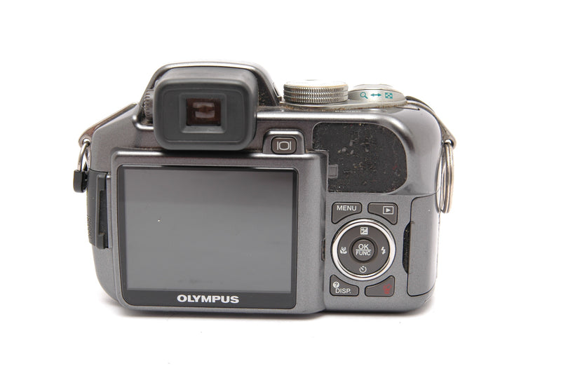 Used Olympus SP-550UZ Bridge Camera - Silver