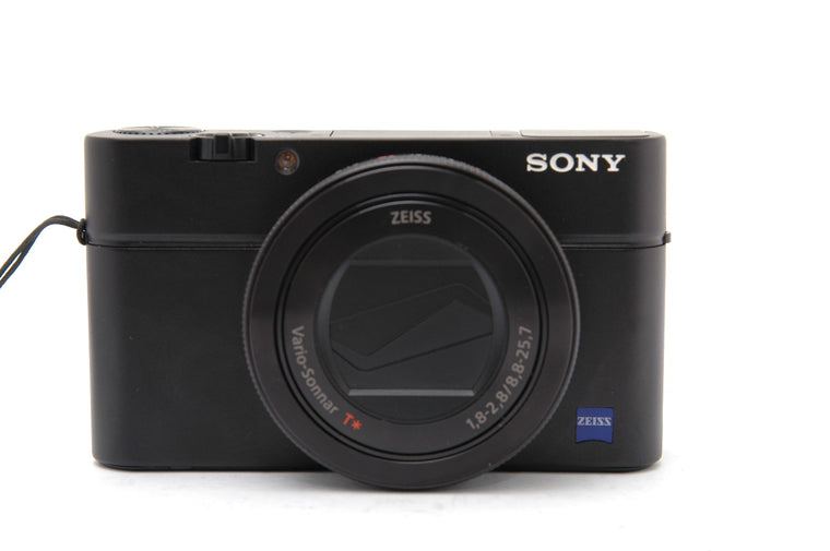 Used Sony Cyber-shot RX100 Mark IV - Black