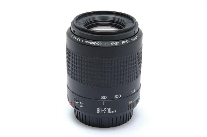 Used Canon EF 80-200mm f4.5-5.6 II Zoom Lens