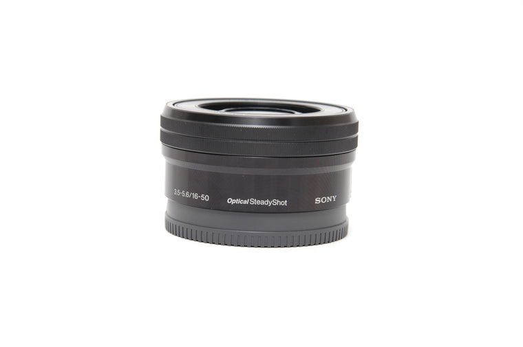 Used Sony E PZ 16-50mm f/3.5-5.6 OSS Lens