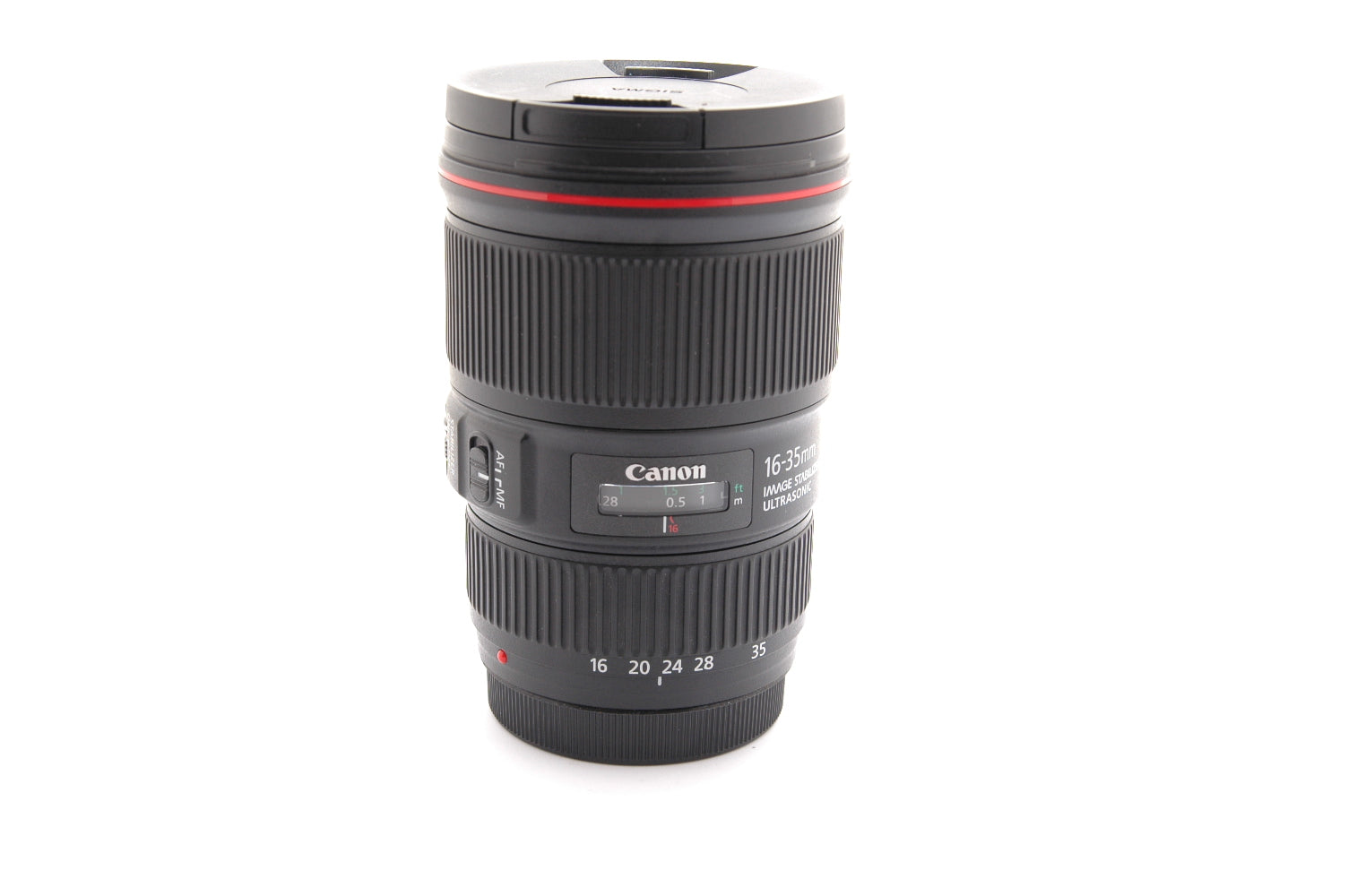 Used Canon EF 16-35mm f/4 L IS USM Lens