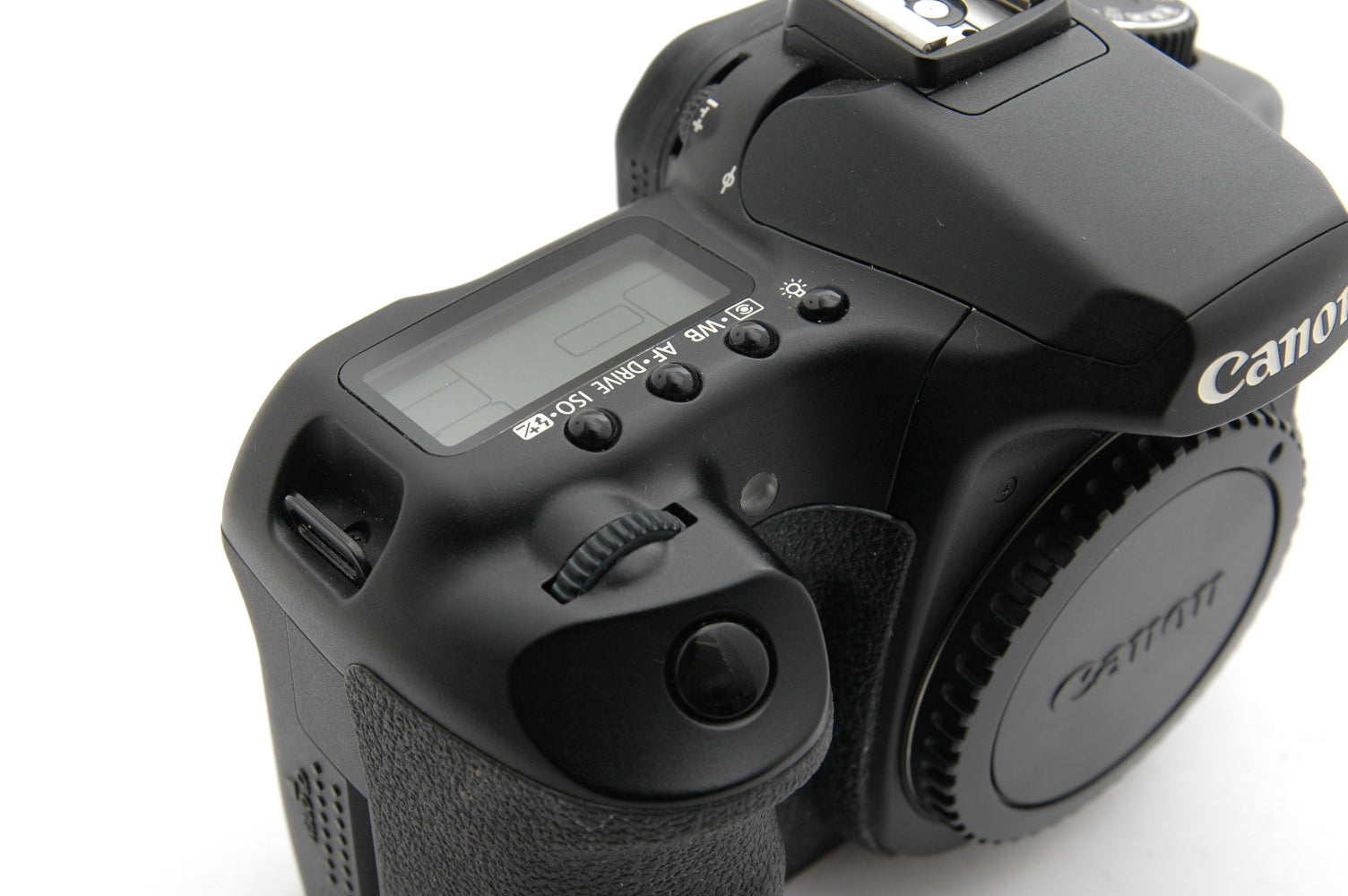 Used Canon EOS 40D Camera Body - Black