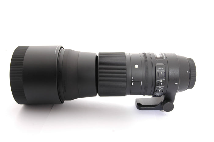 Used Sigma 150-600mm f/5-6.3 DG OS HSM C for Canon EF