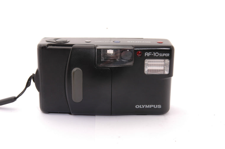 Used Olympus AF-10 Super 35mm Film Camera