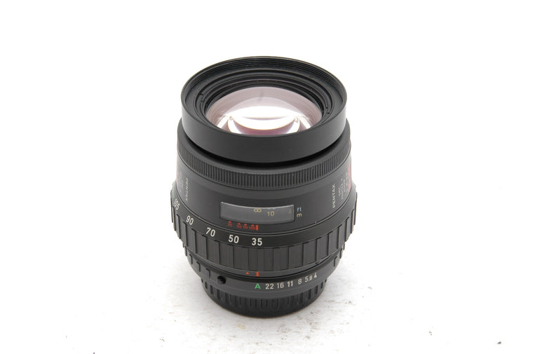 Used Pentax F Zoom 35-105mm f4-5.6 Lens