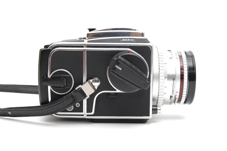 Used Hasselblad 503CW with 80mm Lens and A12 Back