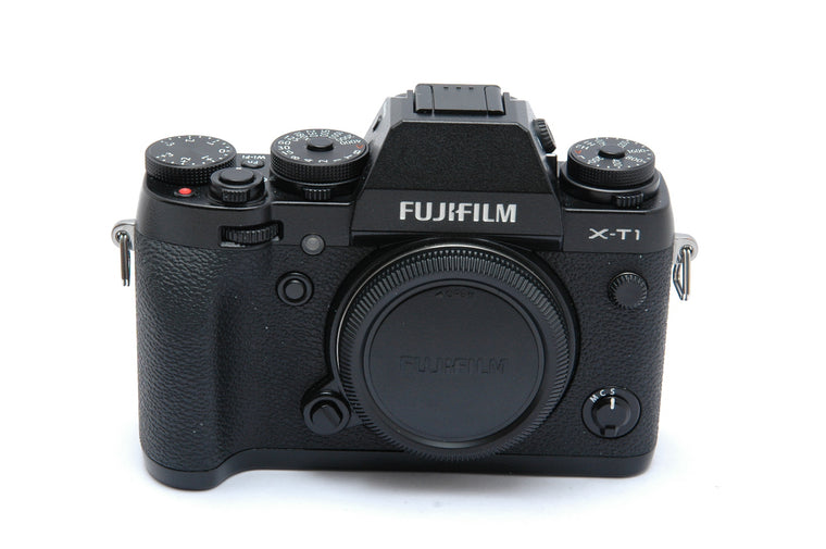Fujifilm X-T1 Digital Mirrorless Camera Body - Black