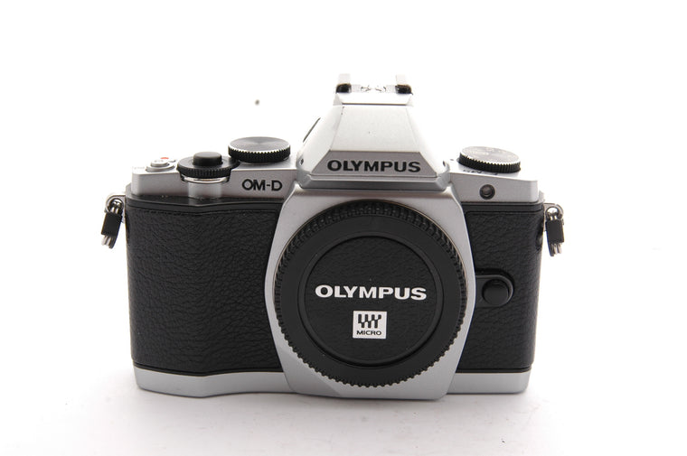 Used Olympus OM-D E-M5 Camera Body - Black