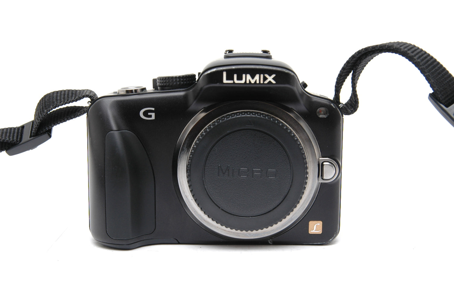 Used Panasonic Lumix DMC-G3 Camera Body - Black