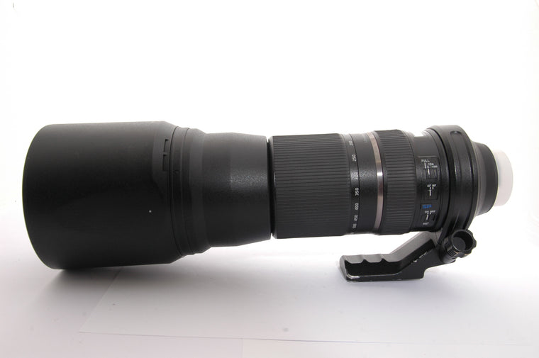 Used Tamron SP 150-600mm f/5-6.3 Di VC USD for Nikon