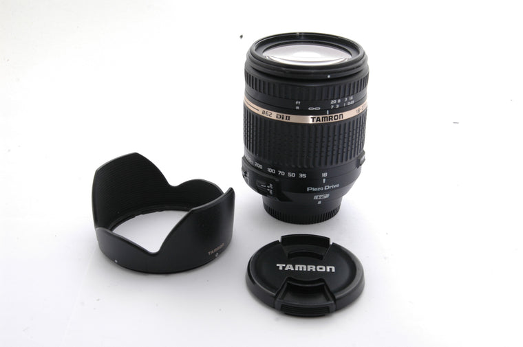 Used Tamron 18-270mm f/3.5-6.3 Di II VC PZD for Nikon