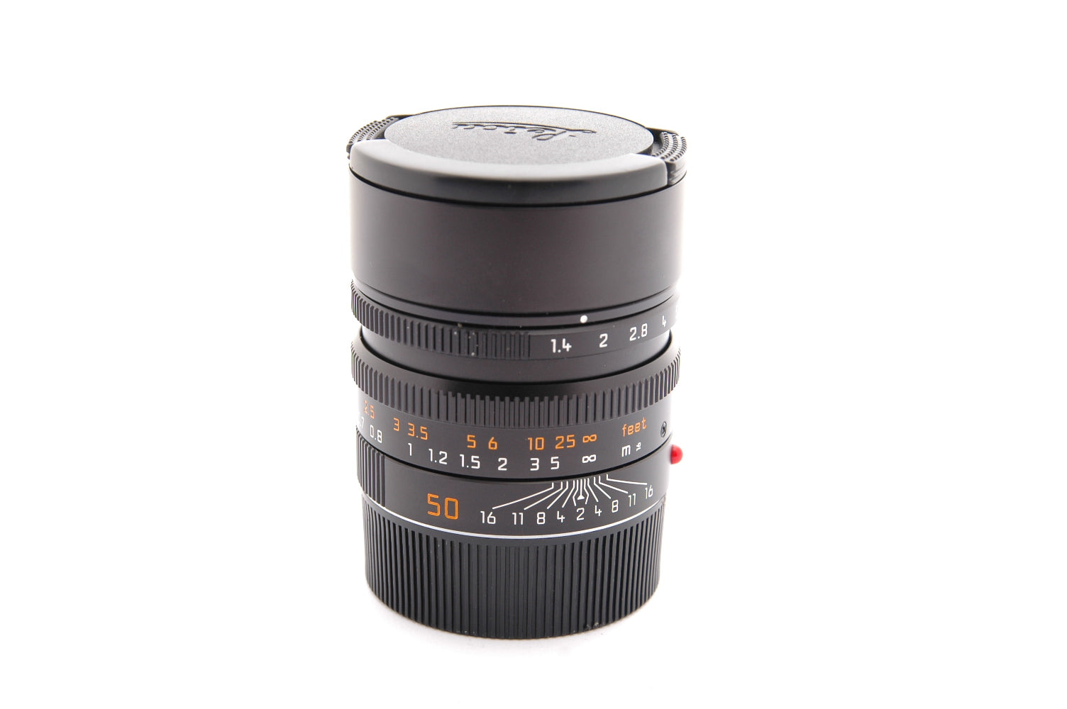Used Leica Summilux-M 50mm f1.4 ASPH Lens