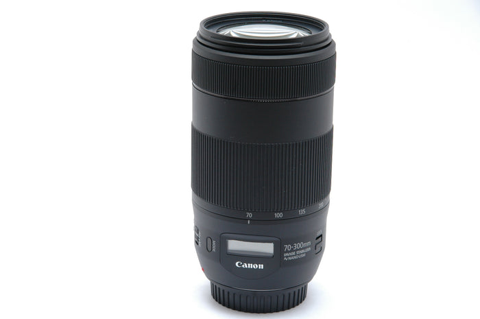 Used EF Canon 70-300mm F4-5.6 IS II  USM Zoom Lens