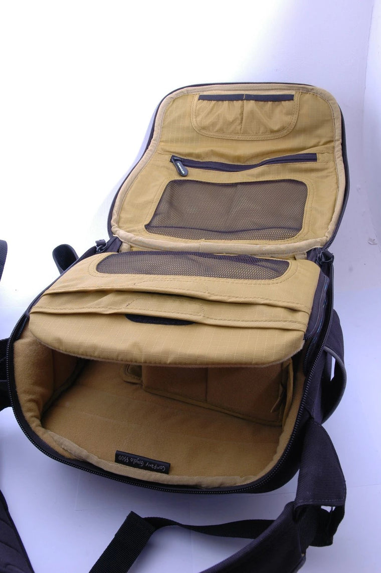 Used Crumpler Company Gigolo 5500 Camera Bag