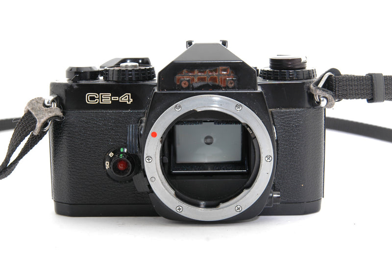 Used Chinon CE-4 35mm Film Camera Body