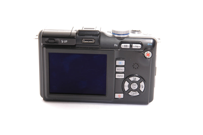 Used Olympus Pen E-PL1 Camera Body - Black