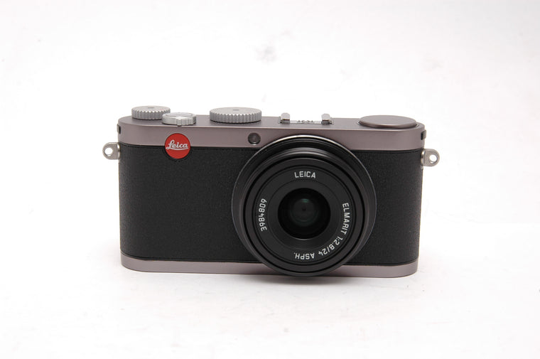 Used Leica X1 Compact Camera - Silver