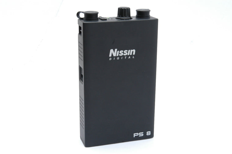 Used Nissin PS 8 Power Pack