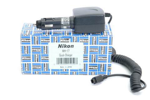 Nikon MH-17 Quick Car Charger - Cambrian Photography - 1