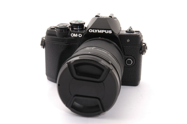 Used Olympus OM-D E-M10 III with 12-40mm Lens