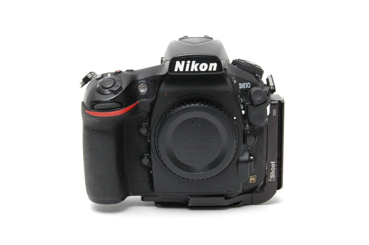 Used Nikon D810 Camera Body - Black