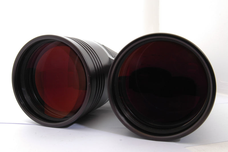 Used Helios Fieldmaster 25x100 Waterproof Long Eye Relief 44m AT 1000M Binoculars