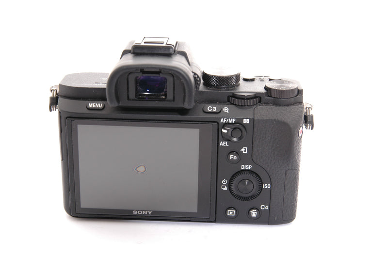 Used Sony Alpha A7 II Camera Body - Black