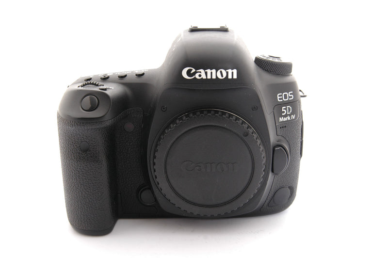 Used Canon EOS 5D IV Camera Body - Black