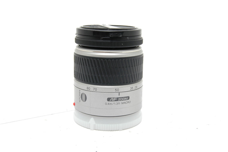 Used Minolta AF 28-80mm f3.5-5.6 for Sony A Mount