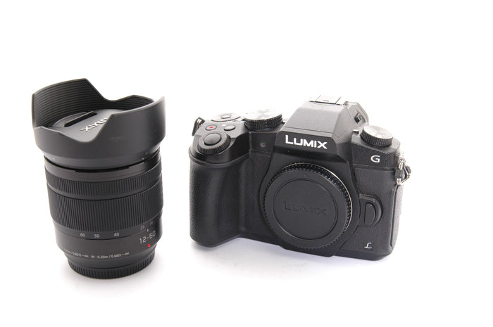 Used Panasonic Lumix DMC-G80 with 12-60mm Lens