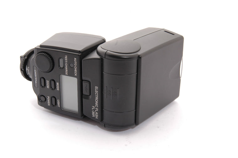 Used Olympus FL-36R Electronic Flash