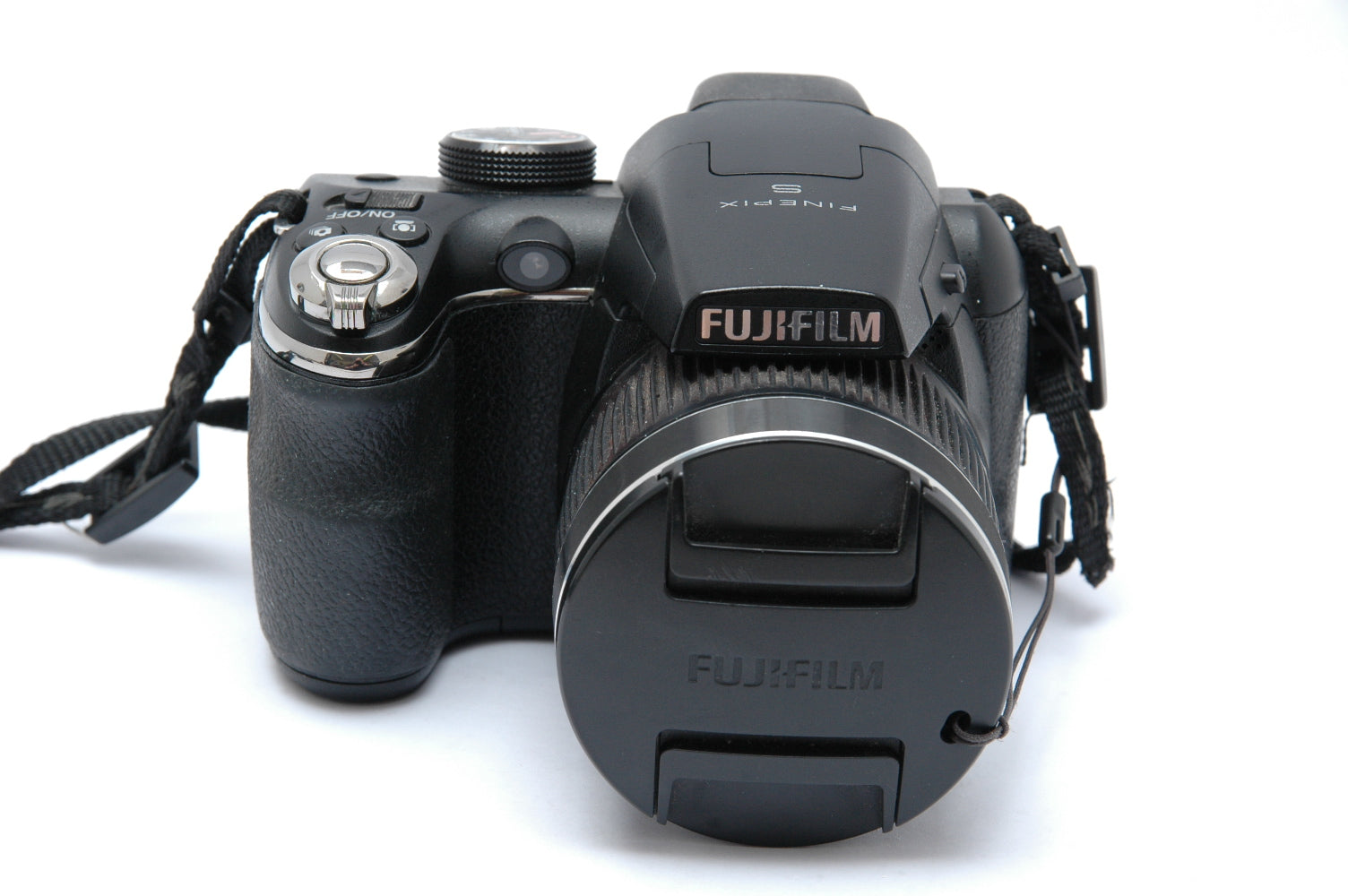 Used Fujifilm Finepix S4000 Digital Bridge Camera ...