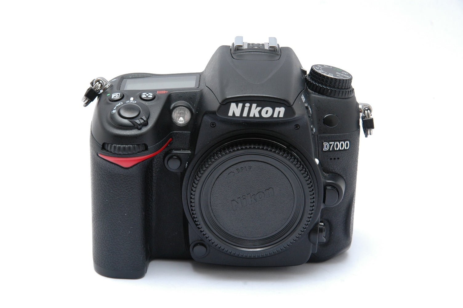 Used Nikon D7000 Digital SLR Camera Body