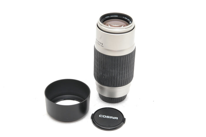 Used Cosina 100-300mm f5.6-6.7 Autofocus Zoom Lens For Sony A Mount