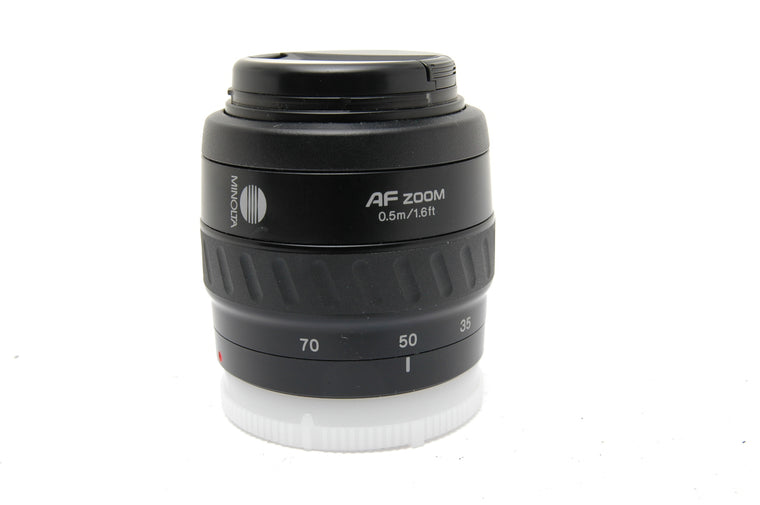 Used Minolta AF 35-70mm f3.5 for Sony A Mount