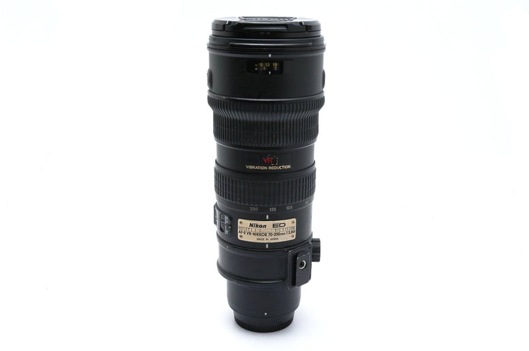 Used Nikon AF-S 70-200mm f/2.8G IF-ED VR - FAULTY